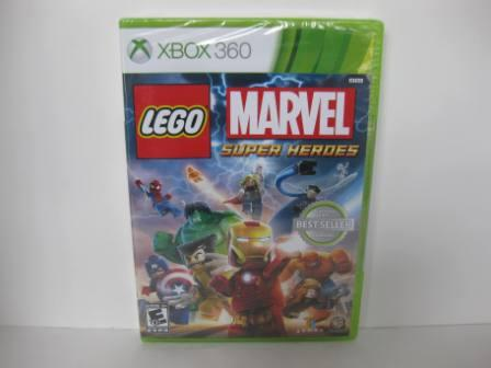 LEGO Marvel Super Heroes (SEALED) - Xbox 360 Game